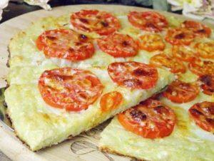 пицца из кабачков2