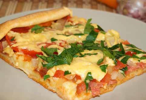 пицца на майонезе заставка