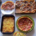 разные пиццы