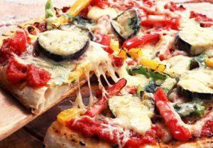 пицца с баклажанами7