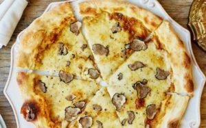 пицца с грибами11