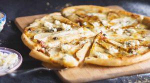 грушевая пицца