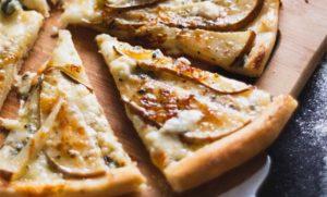 грушевая пицца7