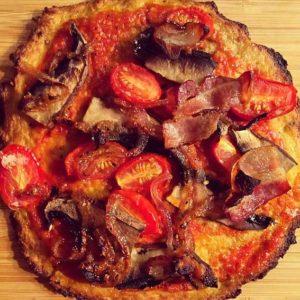 пицца пп минимум калорий