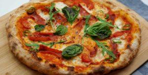 14 копченая пицца
