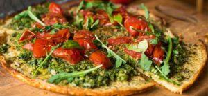 6 пицца с брокколи