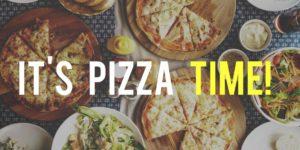 это время пиццы