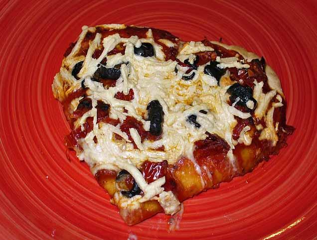 ленивая пицца любовь