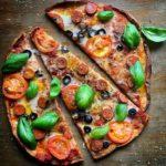 22 копченая пицца