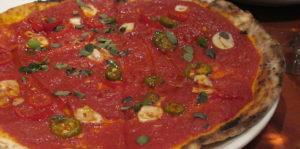 пицца маринара томатная