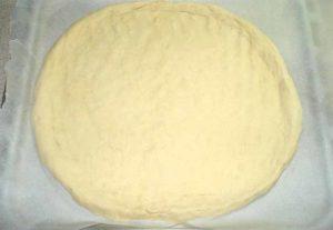 пицца тесто