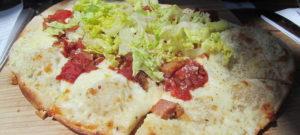 пицца цезарь начинка