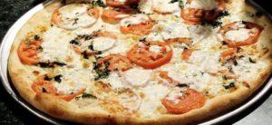 помидорки на пицце