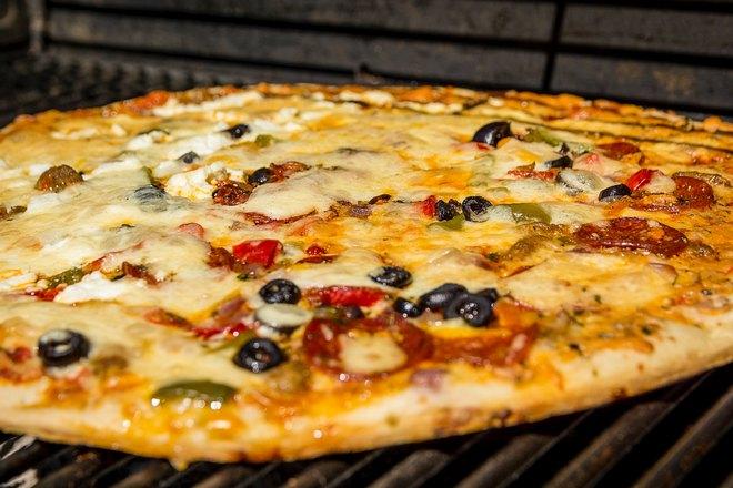 Пицца почти готова