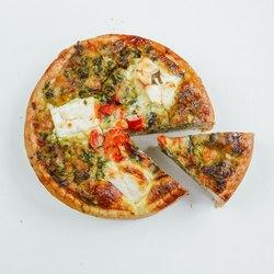 Высокая пицца