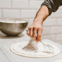 Тесто с йогуртом