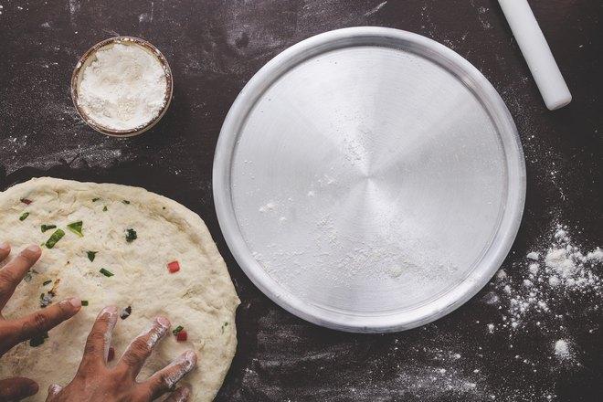 Готовая основа для пиццы