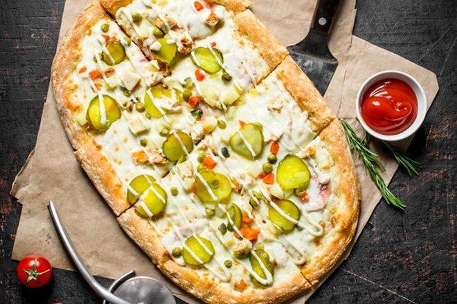 Овальная пицца