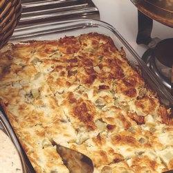 Пицца в прямоугольной форме